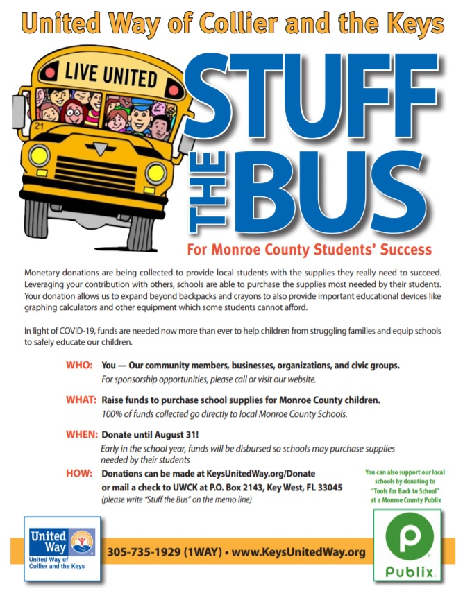 Stuff the bus 2020